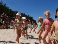 Zabawa na Plaży