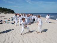 Zjazd grupa karate